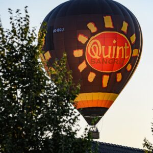 Ballonvaart maken